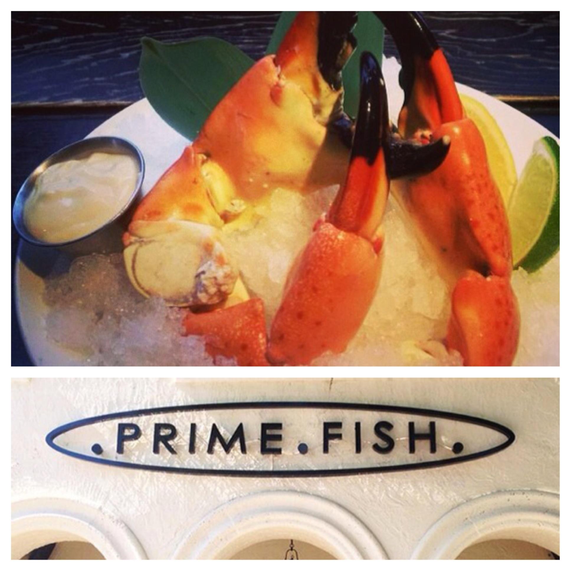 Art of travel prime fish for Prime fish miami